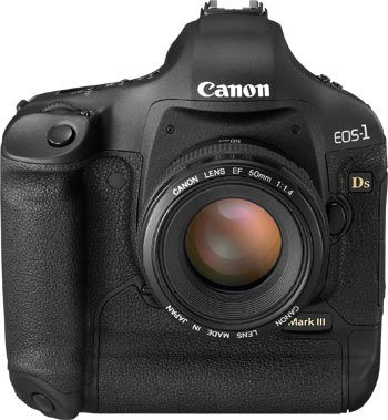 Canon EOS 1Ds-Mark III mise à jour firmware