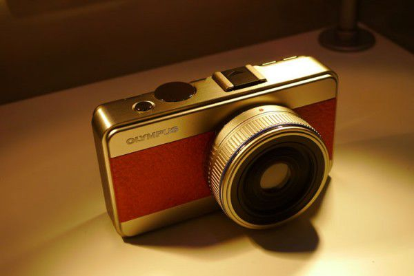 Olympus compact micro 4/3