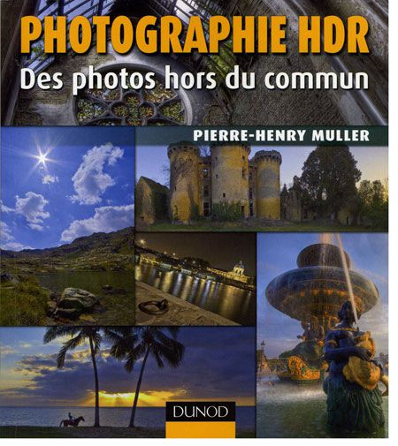 photographie HDR éditions Dunod, Pierre Henry Muller