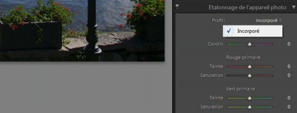 Adobe lightroom 2.2 profils