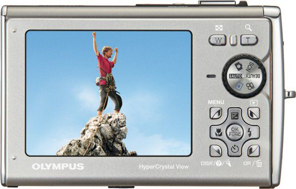 Olympus mju Tough 8000 dos