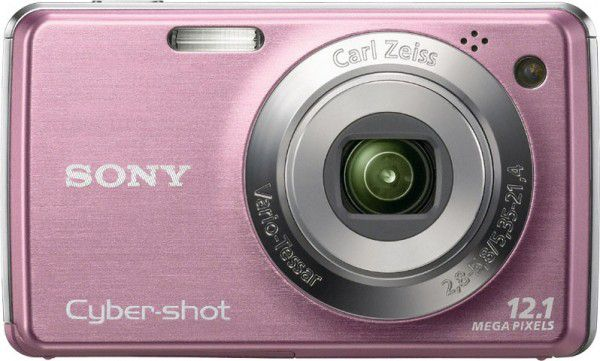 Sony Cyber-shot DSC-W210 face rose