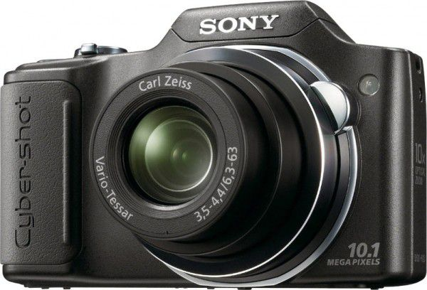 Sony Cyber-shot DSC-H20 face