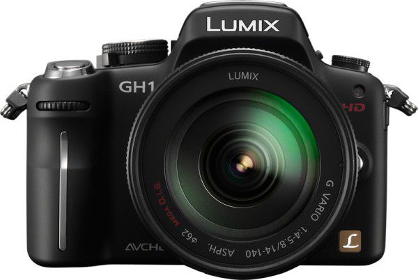 Panasonic Lumix GH1 face