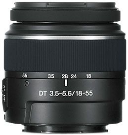 Sony DT 18-55 mm f/3,5 - 5,6