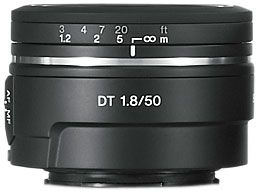 Sony DT 50 mm f/1,8