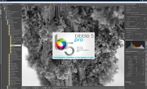 Bibble pro 5 préversion 2