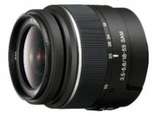 Sony SAL 19-55 mm SAM