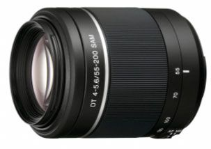 Sony SAL 55-200 mm f/4-5,6 SAM