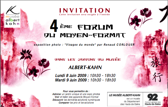 invitation gratuite forum moyen-format