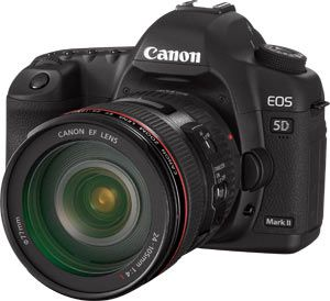 Canon 5D Mark II Camera Grand Prix 2009