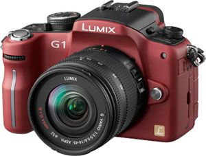 Panasonic G1 test review