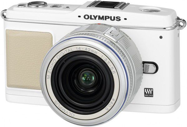 Olympus Pen E-P1 test review
