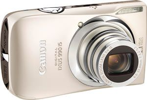 Canon Ixus 990 IS test review