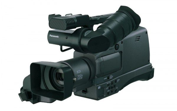 panasonic AG-HMC71 test review