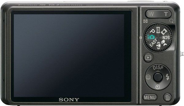 Sony cyber-shot WX1 dos