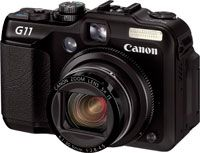 Canon G11 test review