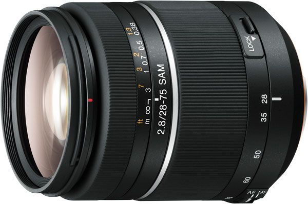 Sony 28 - 75 mm f/2,8 SAM