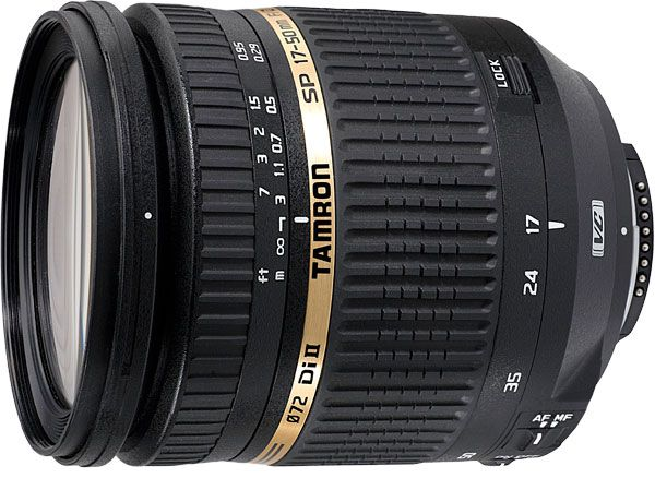 Tamron SP 17-50 mm f/2,8 XR Di II