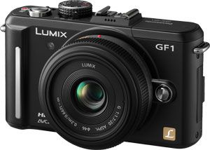 Panasonic GF1 test review