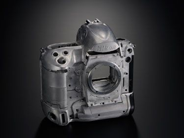 Nikon d3s chassis