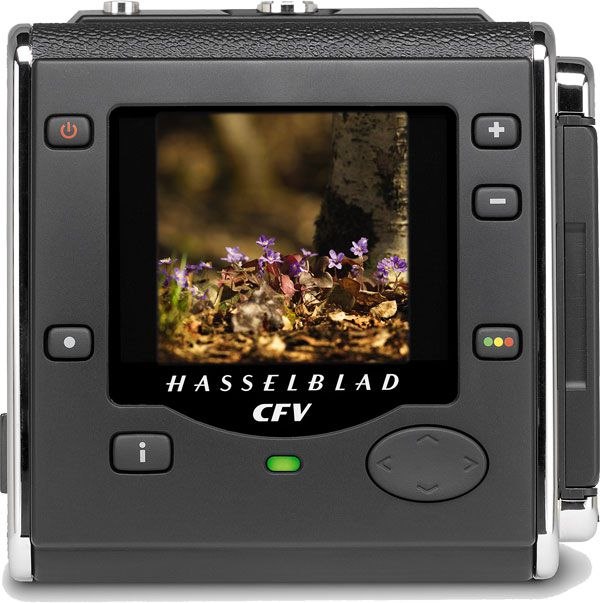 Hasselblad CFV39 test review