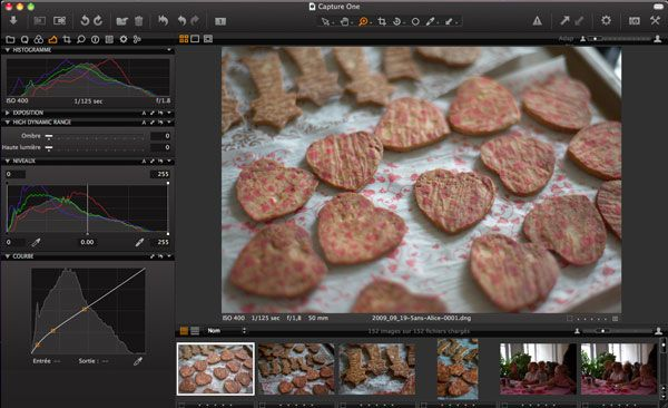 Capture One Pro 5.1