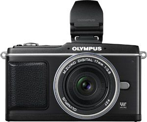 Olympus Pen E-P2 test review