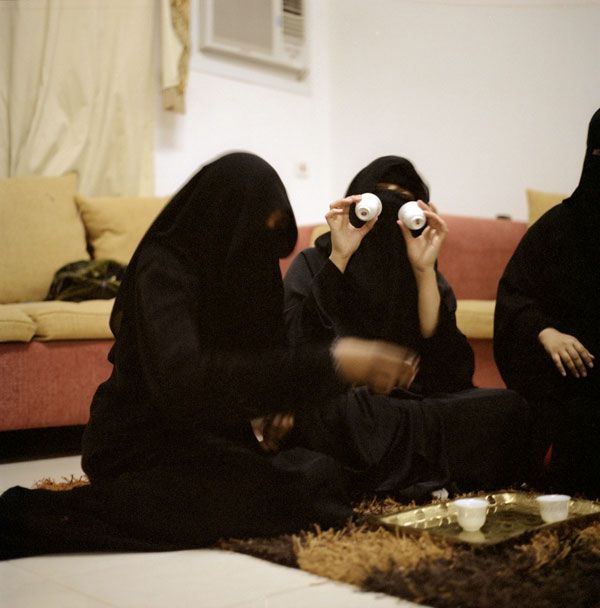 Olivia Arthur, The women´s hostel, Riyadh, 2009 © Courtesy Magnum Gallery, Paris