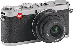 Leica X1 test review
