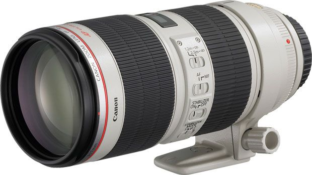 canon-70-200mm f/2,8 L IS II USM