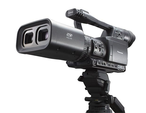 Panasonic 3D Full HD