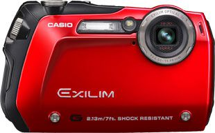 Casio Exilim EX-G1 test review