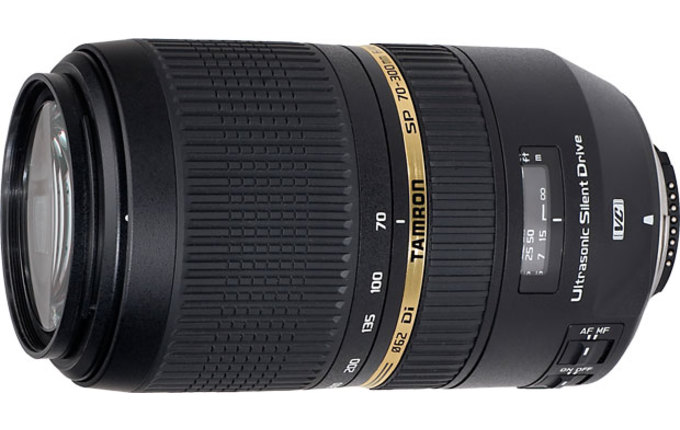 SP 70-300 mm f/4-5,6 Di VC USD