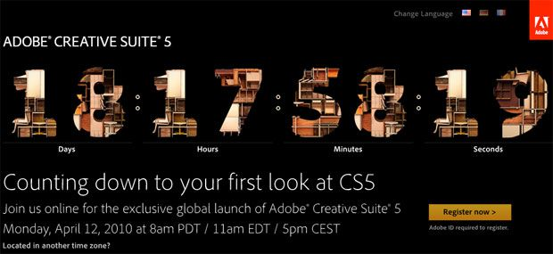 Adobe Creative Suite CS5
