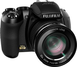 Fujifilm HS10 test review