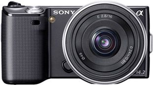 Sony NEX-5 test review