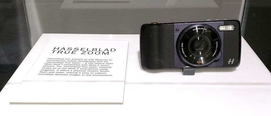 Photokina 2016 Hasselblad True Zoom