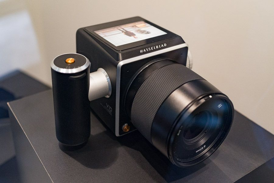 Hasselblad concept V1D