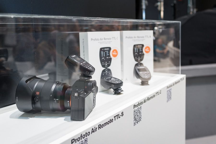 Profoto Air Remote TTL-S photokina 2016