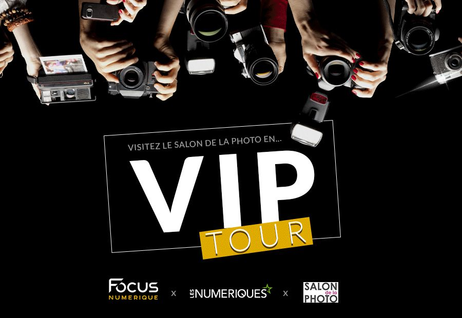 VIP Tour - Salon de la Photo