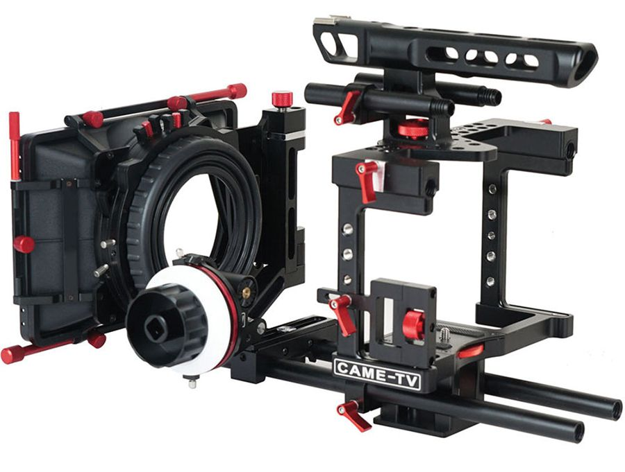 Came TV cage pour GH4