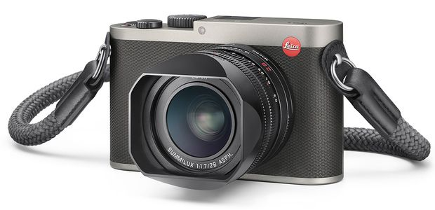 Le Leica Q désormais disponible en version titane