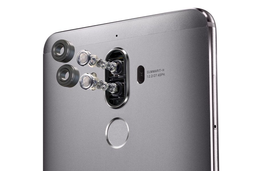 Smartphone Huawei Mate 9 double module photo