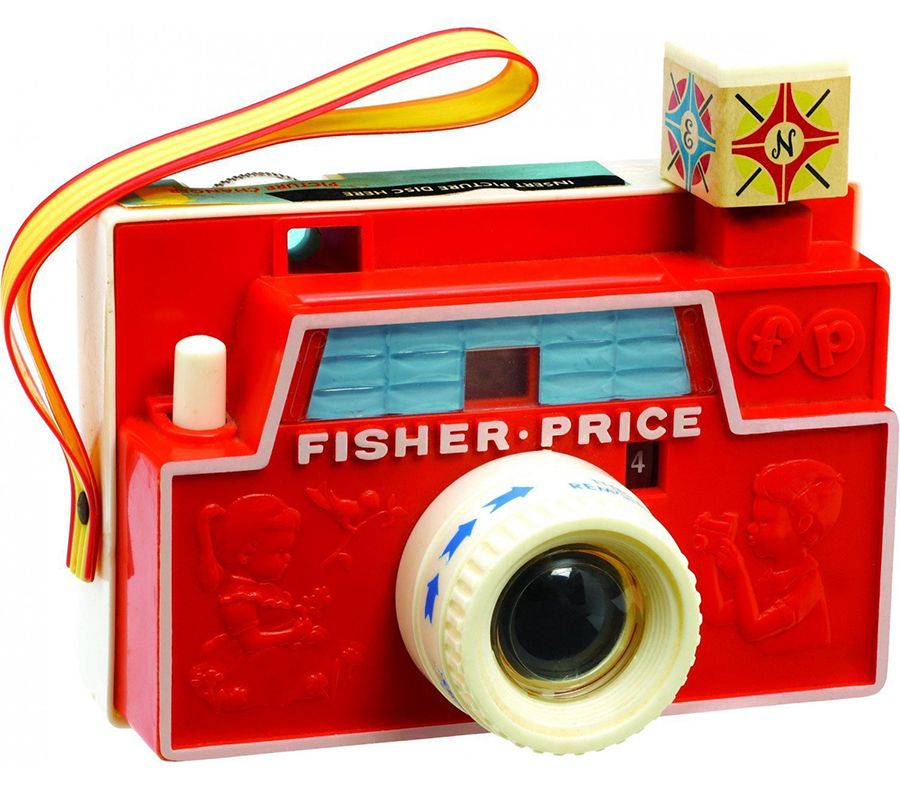 appareil photo jouet fisher price