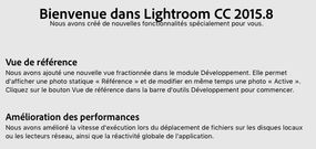 Adobe met à jour Lightroom, Lightroom mobile et Camera Raw