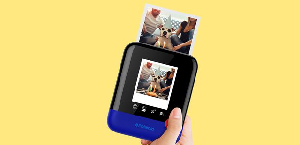 CES 2017 - Polaroid Pop : format original Polaroid, technologie Zink
