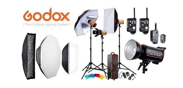 Godox Witstro AD200 : entre flash cobra et flash de studio