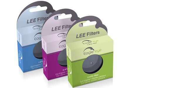 Lee Filters Eagle Eye : filtres ND pour DJI Inspire et Osmo