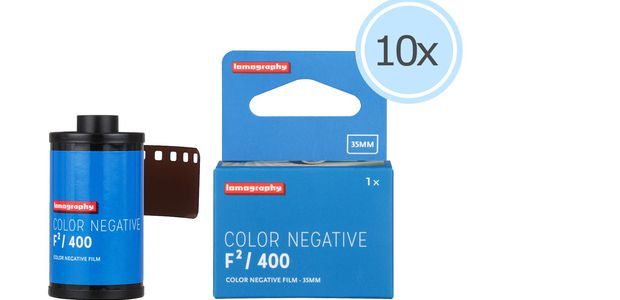Lomography F2/400 35 mm : 7 ans de conservation